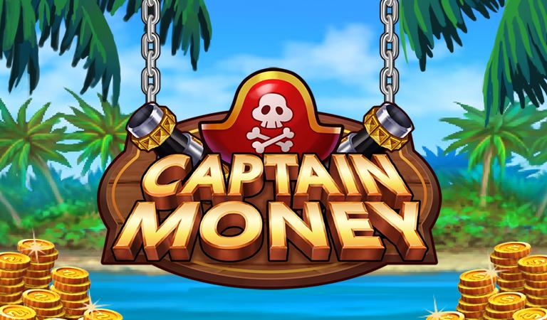 เกมกัปตันโจรสลัด CAPTAIN MONEY ยิงปลาแสนสนุกเพลิดเพลิน