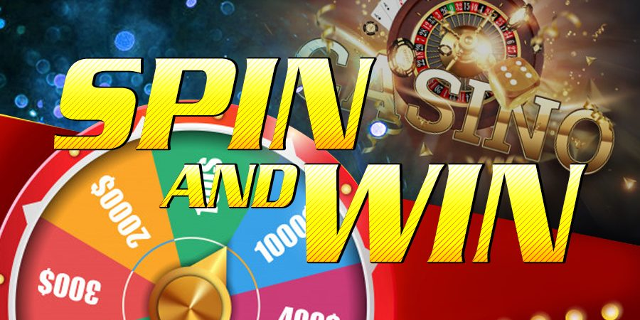 แนะนำSpin and Win เกมวงล้อเรียบง่าย เล่นสนุกหมุนเพลิน